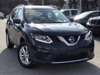 2016 Nissan Rogue SV Blue Odometer is 2019 miles below