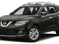 This 2016 Nissan Rogue 4dr AWD 4dr SV features a 2.5L 4
