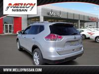 This 2016 Nissan Rogue SV is proudly offered by Melloy