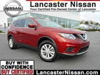 Our CarFax One Owner 2016 Nissan Rogue SV AWD has aced
