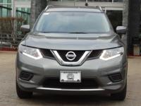 Options:  2016 Nissan Rogue Sv|Gun Metallic/Charcoal|V4