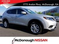 Look at this 2016 Nissan Rogue SV. Its Variable