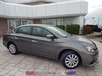 Recent Arrival! CARFAX One-Owner. Sentra S, 4D Sedan,