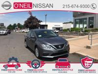 This outstanding example of a 2016 Nissan Sentra S is