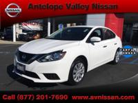 2016 Nissan Sentra S Nissan Factory Certified 7Yr