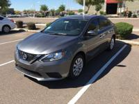 4 Cylinder  Options:  Cvt|This 2016 Nissan Sentra S Is