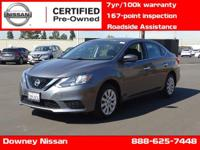 NISSAN CERTIFIED PRE-OWNED !!!Want to stretch your