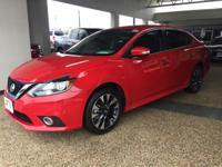 This outstanding example of a 2016 Nissan Sentra SR is