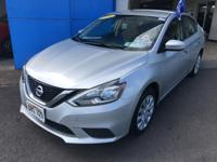 This outstanding example of a 2016 Nissan Sentra SV is