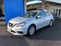Check out this gently-used 2016 Nissan Sentra we