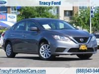 This Nissan Sentra boasts a Regular Unleaded I-4 1.8