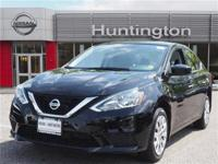 This 2016 Nissan Sentra S is proudly offered by Nissan