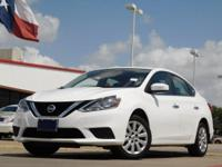 2016 Nissan Sentra Fresh Powder CVT with Xtronic Sentra