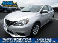 Look at this 2016 Nissan Sentra S. Its Variable