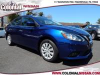Check out this Used 2016 Nissan Sentra S which is a