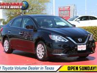 Boasts 37 Highway MPG and 29 City MPG! This Nissan