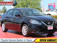 Only 5,942 Miles! This Nissan Sentra boasts a Regular