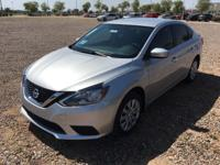 It doesn't get much better than this 2016 Nissan Sentra