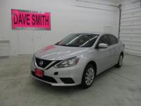 2016 Nissan Sentra S Sedan FWD 1.8L Automatic    If you