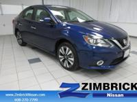Options:  2016 Nissan Sentra 4Dr Sdn I4 Cvt Sl|4