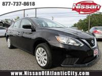 Come see this 2016 Nissan Sentra S. Its Manual