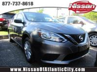 Come see this 2016 Nissan Sentra SV. Its Variable