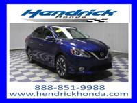 Hendrick Certified Warranty, CARFAX 1-Owner, ONLY 14K