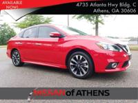 Check out this 2016 Nissan Sentra SR. Its Variable