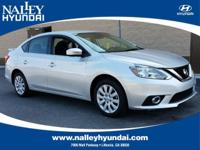 Low Miles! This 2016 Nissan Sentra SR will sell fast