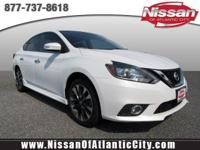 Come see this 2016 Nissan Sentra SR. Its Variable