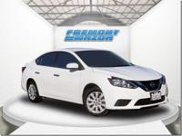 Options:  2016 Nissan Sentra Sv|White|1.8L 4-Cyl