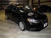 only 14K miles!!..SENTRA SV: 1 OWNER-LOCAL TRADE..BACK