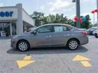 Look no further this 2016 Nissan Sentra SV (CVT) 4dr