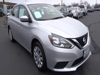 Introducing the 2016 Nissan Sentra! It offers great
