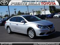 *ONE AT THIS PRICE* and previous rental. Sentra SV, ABS