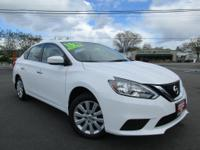 Options:  2016 Nissan Sentra Sv|1.8L I4