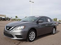 This 2016 Nissan Sentra SV is a real winner with