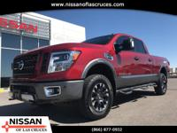 This 2016 Nissan Titan XD PRO-4X is offered to you for