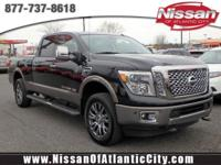 Come see this 2016 Nissan Titan XD Platinum Reserve.