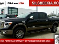 This 2016 Nissan Titan XD, stock#  SK1056, has only