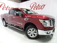 2016 Nissan Titan XDClean CARFAX.Odometer is 9677 miles