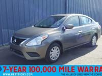 This 2016 Nissan Versa SV is proudly offered by