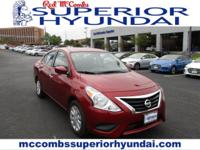Tried-and-true, this Used 2016 Nissan Versa SV makes