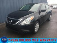 You can find this 2016 Nissan Versa S Plus and many