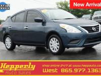 Clean CARFAX. CARFAX One-Owner. This 2016 Nissan Versa