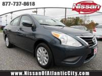 Check out this 2016 Nissan Versa S. Its Manual