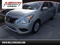 This 2016 Nissan Versa S Plus is proudly offered by