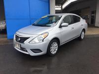 Looking for a clean, well-cared for 2016 Nissan Versa?