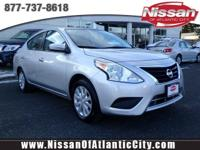 Check out this 2016 Nissan Versa S Plus. Its Variable