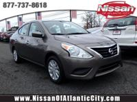 Check out this 2016 Nissan Versa SV. Its Variable